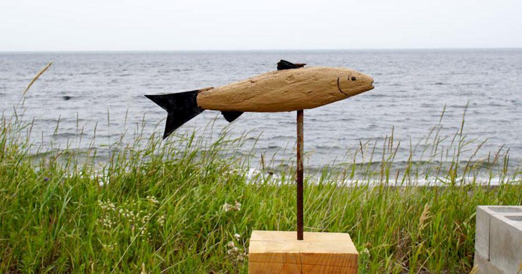 Petit poisson de Paul Campeau